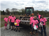 Westwood Residents Participating in Bistate Watershed Cleanup Event