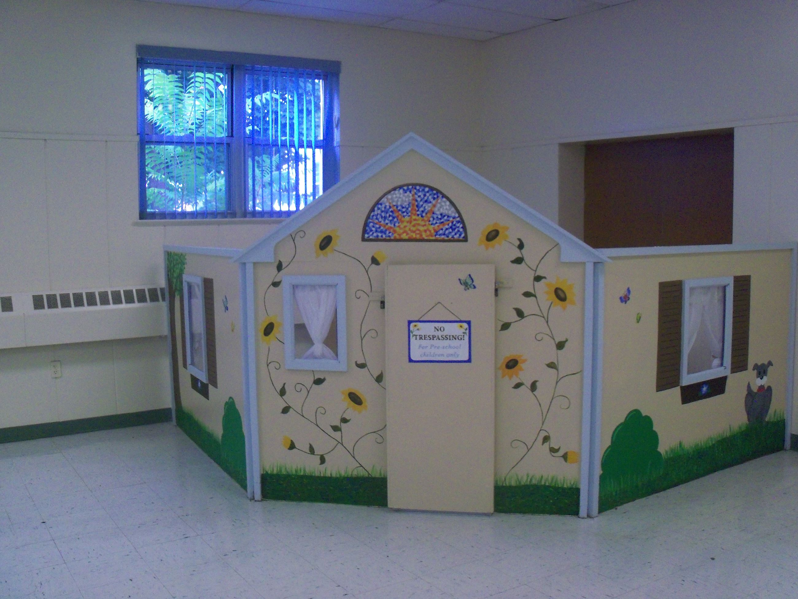 Preschool Playhouse 1