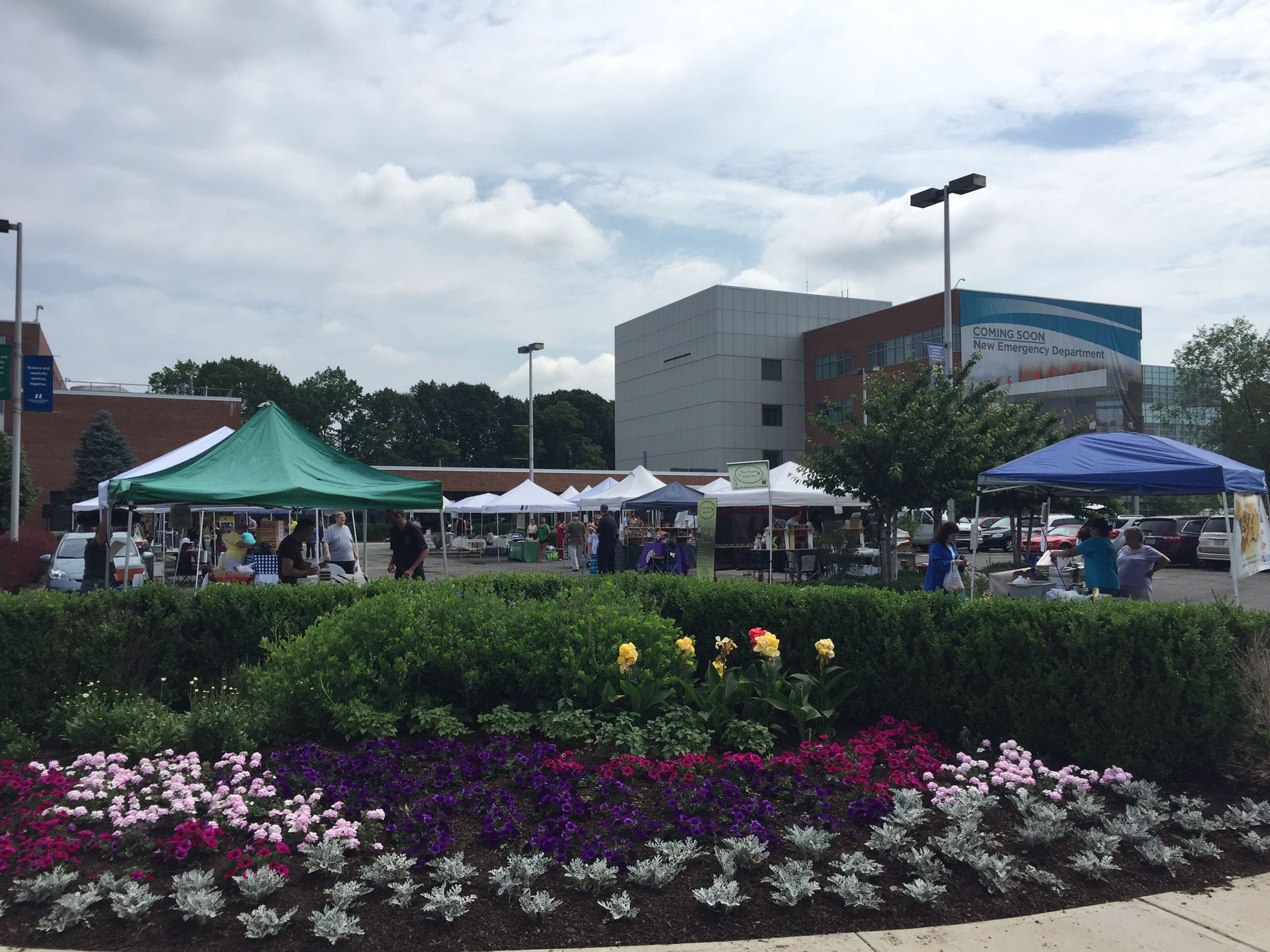 Westwood Farmers Market at Hackensack University Medical Center